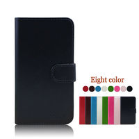 High quality flip cover case for alcatel One Touch Idol 2 Mini S 6036 6036Y