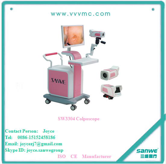 Digital HD Video Colposcope for Gynecology SW-3304