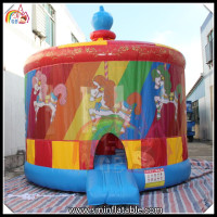 funny toy whirligig inflatable bouncer , inflatable jumping bouncer , inflatable bouncers for toddlers
