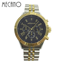 High Quality Sapphire Crystal Western 10ATM Waterproof Wrist Watch