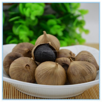 Fermented Odorless Black Garlic Bulb for Healthcare