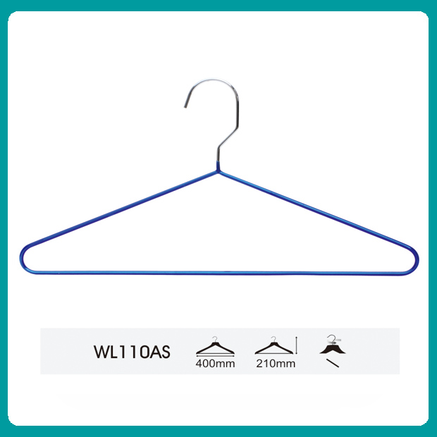 pvc coated clothes hanger wire