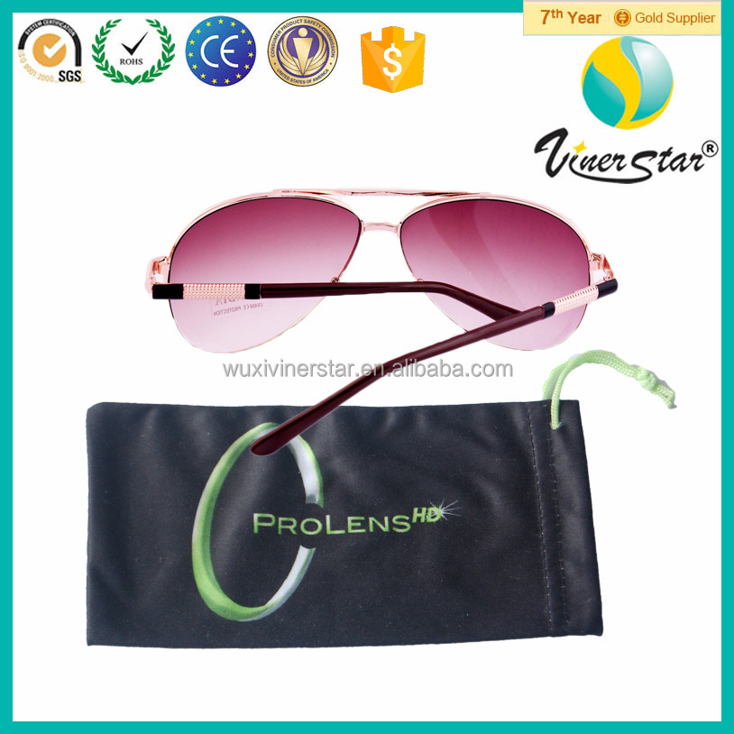 digital printing microfiber sunglasses cases wholesale microfiber pouch optical bag