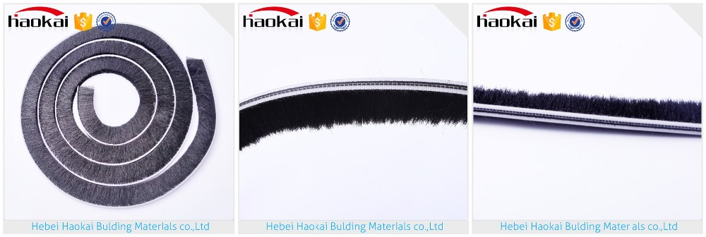 Manufacture cabinet door window insulation door seal strip