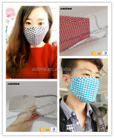 Anti dust high quanlity fashion N95 filter face mask