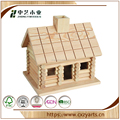 BSCI IS9001 SA8000 natural hand made wooden bird feeder for wholesale