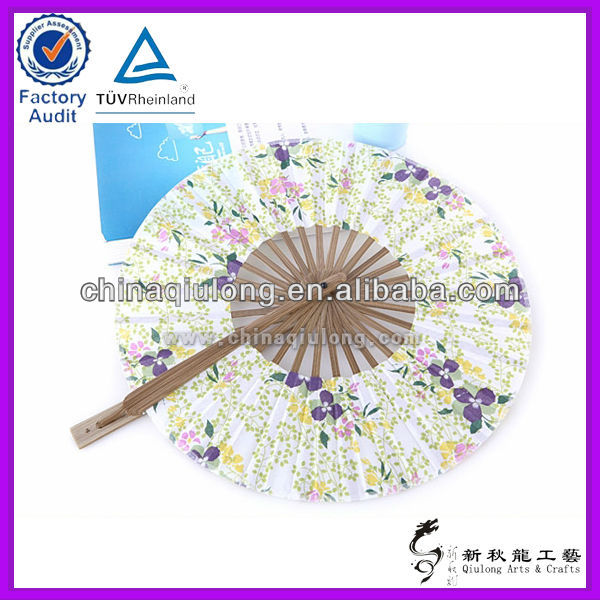 Commercial frame for hand fans