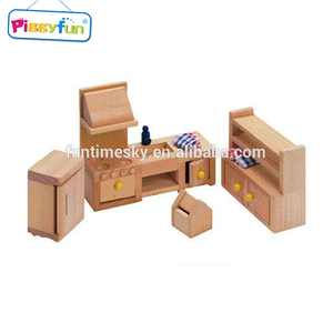 Wholesale classic cheap miniature wooden baby furniture AT10301