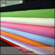 woven plain dyed polin 80 polyester 20 cotton fabric