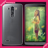 Wholesale Transparent Tpu Phone Case for LG g3 Slim