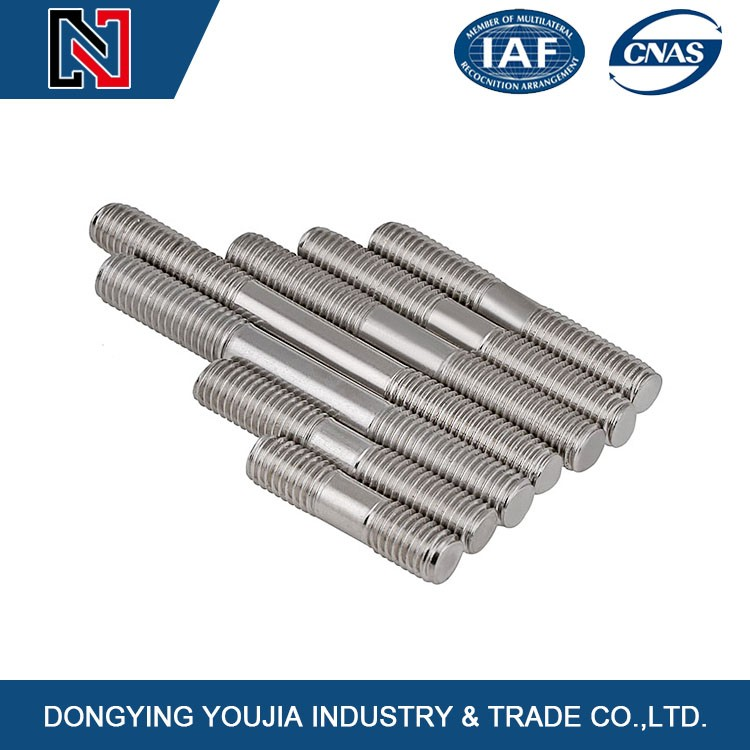 china supplier double head studs
