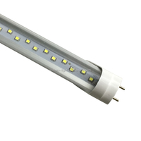 Single Pin / G13 / Integrated 18w 22w 24w Led Tube T8 Replacement Fluorescent Lamp 58w