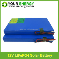 ultrathin 12v lithium ion battery pack 4S7P lifepo4 12v 22ah battery for paythway light and solar street light