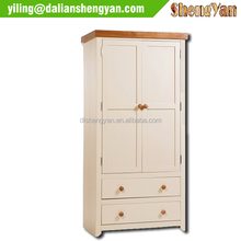 New Style Wooden Clothes Wardrobe Furniture
