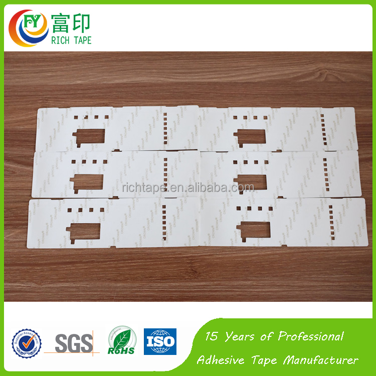 Glass Fiber Thermal Conductive Tape Die Cut for FPC,CPU and LED