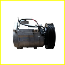 Excavator 24v 10S17C 8PK car air compressor
