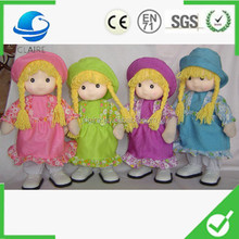 Lovely dolls cloth baby doll high quality doll