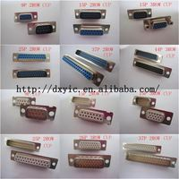15P M L FILTER PC/CL D-SUB Connector Copy FDL2XPRAA07X