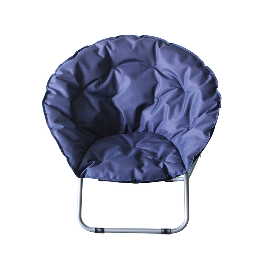 high quality portable comfortable reading moon small folding animal print camping chair for kids