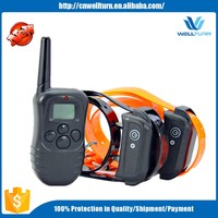 Remote Control Electric Shock Collar Pet Training Products Waterproof