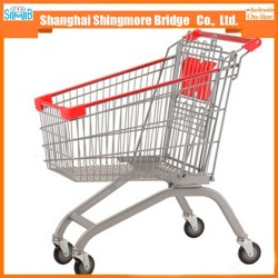 hot selling high quality factory price shopping trolley for market