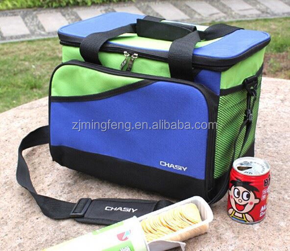 cooler bag/ high quality ice cream cooler bag/ promotion lunch cooler bag with durable hard liner