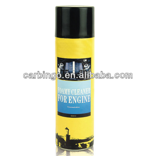Foamy Cleaner For Engine