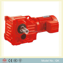 Universal Design Electric Motor And 90 Degree Bevel Gearbox