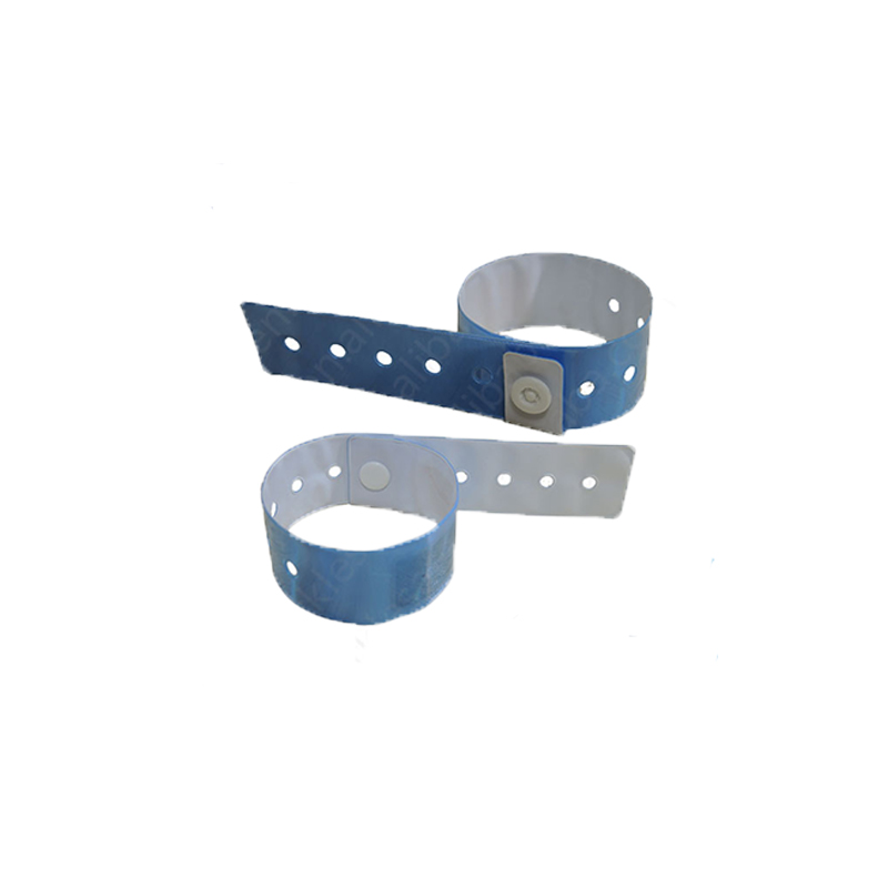 ISO 18000-6C Disposable RFID UHF Wristband Tag