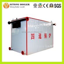 YLW Horizontal Coal fired Thermal Fluid Heater Manufacturers