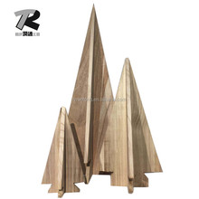 New Style Wood Christmas Tree for Table Decoration(Professional Manufacturer)