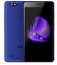 Elephone C1 Mini 4G Smartphone 5.0 inch Android 6.0 MTK6737 Quad Core 1GB RAM 16GB ROM Fingerprint Scanner Metal Body Phone