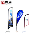 High quality election polyester beach flag base
