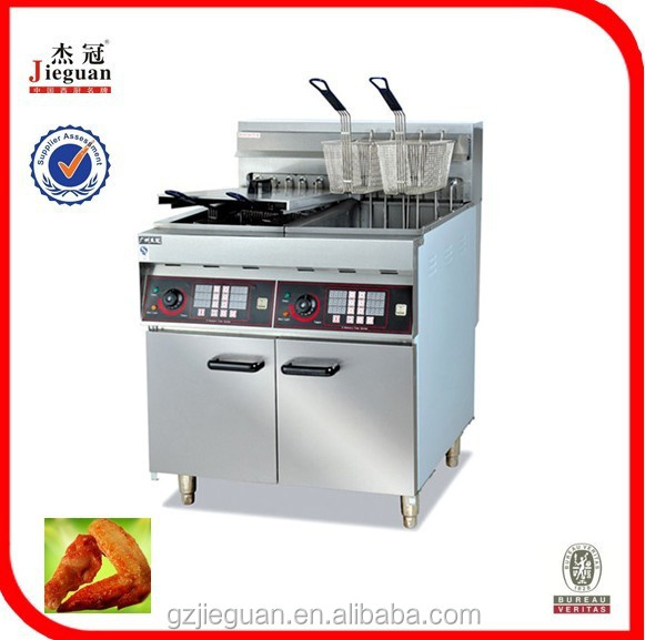 Stainless Steel Electric Chicken Fryer with Timer(DF-26-2A)