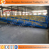 6tons hydraulic mobile forklift container loading ramps, dock leveler