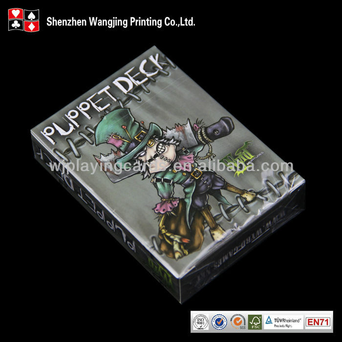 High Quality Cartoon Playing Cards,Japanese Playing Cards
