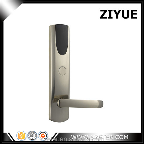 lock hotel for hotel Guest room, hotel card key door lock system ET917RF
