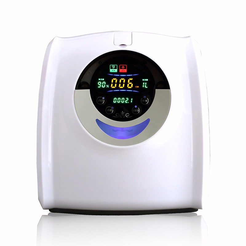 medical electric household oxygen concentrator with nebulizer