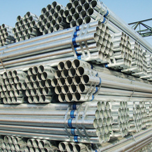 Factory Sale class a b c round scaffold galvanize pipe 6 meter