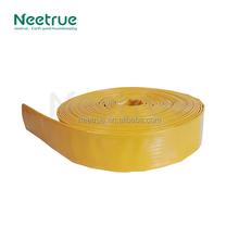 1 inch Agricultural irrigation system plastic pvc lay flat water hose