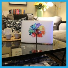 Wholesale Laptop Accessories Color Tree for MacBook Air Sticker Decal Computer Skin 11 12 14 120