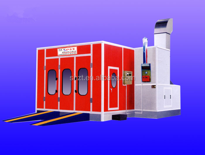 truck vehicle car paint spraying cabin/painting machine/inflatable paint booth