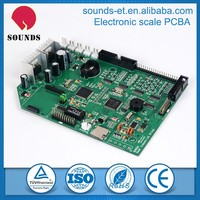 Electronic Circuit Boards PCB And PCBA China Plant in China electronic scale PCBA