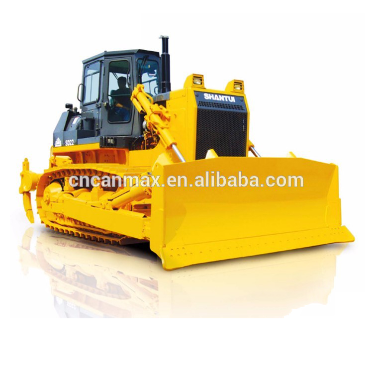 China Professional Shantui bull dozer SD23 230HP Bulldozer price