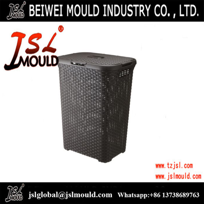 custom clothes storage box injection mold for sale