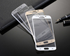 Full Cover 3D Curved 9H tempered glass for samsung galaxy s7 edge screen protector