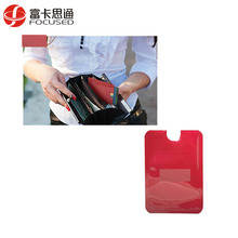 Top Sale Credit Card Protector Sleeve Security & Protection