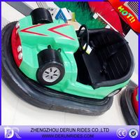 Alibaba china promotional children games bumper car