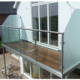 Hot sale high quality more security stainless steel terrace railing designs