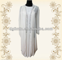2013 jubba Latest Fashion jibbah Design 2015 old jubbah style simple white jubah with diamonds scarf design